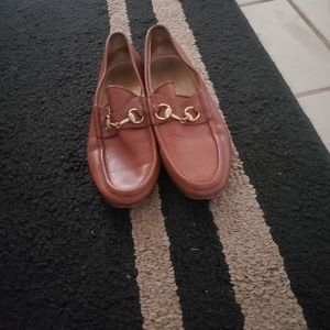 Mens authentic Gucci loafers